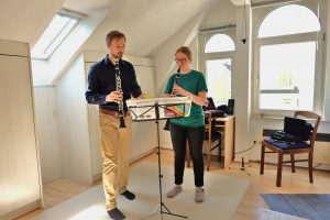 Klarinettenunterricht Hannover